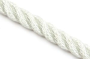 3-strand nylon anchor rode
