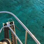 Anchored in Bimini, Bahamas